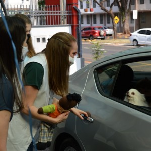 Drive Thru Ensino Fundamental I